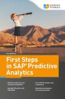 First Steps in SAP Predictive Analytics