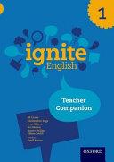 Ignite English  Ignite English Teacher Companion 1