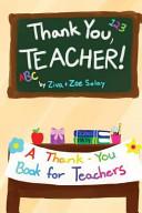 Thank You, Teacher!