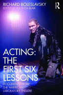 Cover of Acting