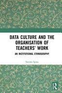 Data Culture and the Organisation of Teachers' Work Pdf/ePub eBook