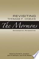 Revisiting Thomas F. O'Dea's The Mormons
