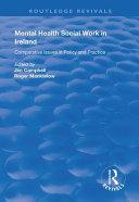 Mental Health Social Work In Ireland