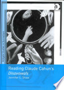 Reading Claude Cahun S Disavowals