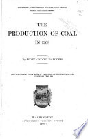 The Production of Coal in 1908
