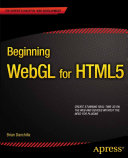 Beginning WebGL for HTML5
