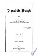 Dogmatische theologie