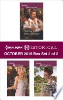 Harlequin Historical October 2015   Box Set 2 of 2