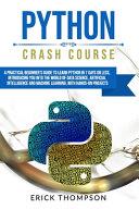 Python Crash Course Book PDF