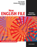 English File. Elementary. Student's Book. Per Le Scuole Superiori
