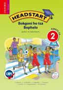 Books - Headstart Life Skills Grade 2 Learners Book (Sesotho) Headstart Bokgoni Ho Tsa Bophelo Kereiti Ya 2 Buka Ya Moithuti   ISBN 9780199050604