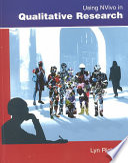 Using NVIVO in Qualitative Research Book