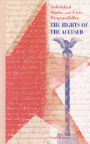 The Rights of the Accused ebook