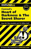 CliffsNotes on Conrad s Heart of Darkness and The Secret Sharer Book PDF
