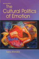 Pdf Cultural Politics of Emotion