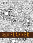 DIY Mandala Cover 2019 Weekly and Monthly Planner