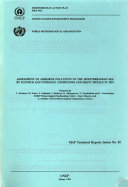 Assessment of Airborne Pollution of the Mediterranean Sea by Sulphur and Nitrogen Compounds and Heavy Metals in 1991