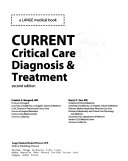 Current Critical Care Diagnosis   Treatment