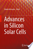 Advances In Silicon Solar Cells Book PDF