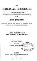 The biblical museum. Old Testament ebook