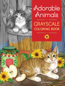 Creative Bliss GrayScale Coloring Book