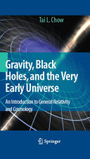 Gravity, Black Holes, and the Very Early Universe ebook