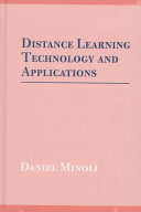 Distance Learning Technology and Applications