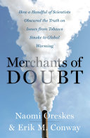 Merchants of Doubt Pdf/ePub eBook