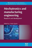 Mechatronics and Manufacturing Engineering  Research and Development