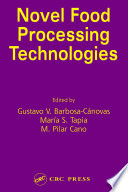 Novel Food Processing Technologies Book PDF