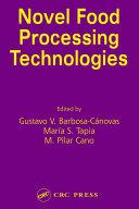 Novel Food Processing Technologies Pdf/ePub eBook