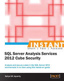 Instant SQL Server Analysis Services 2012 Cube Security