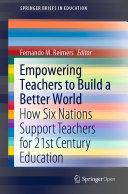 Empowering Teachers to Build a Better World