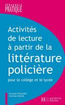 Pdf Activités de lecture à partir de la littérature policière Telecharger