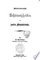 Historisch-chronologische Schwierigkeiten im zweiten Makkabäerbuche