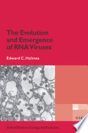 The Evolution and Emergence of RNA Viruses Book