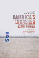 America's Disaster Culture