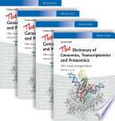 The Dictionary of Genomics, Transcriptomics and Proteomics, 4 Volume Set