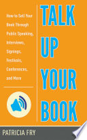 Talk Up Your Book