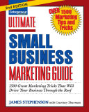 Ultimate Small Business Marketing Guide Pdf/ePub eBook
