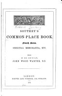 Common place Book