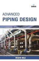 Advanced Piping Design Book PDF