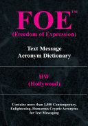 Foe  Freedom of Expression