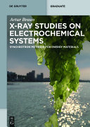 X-ray Studies on Electrochemical Systems