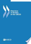 Directory of Bodies of the OECD 2012