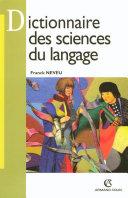 Pdf Dictionnaire des sciences du langage Telecharger