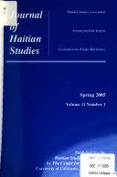 Journal of Haitian Studies
