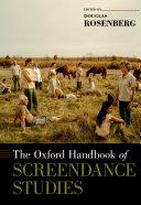 The Oxford Handbook of Screendance Studies