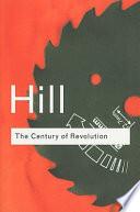 The Century of Revolution  1603 1714