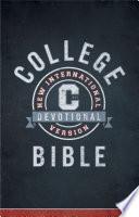 Niv College Devotional Bible Ebook